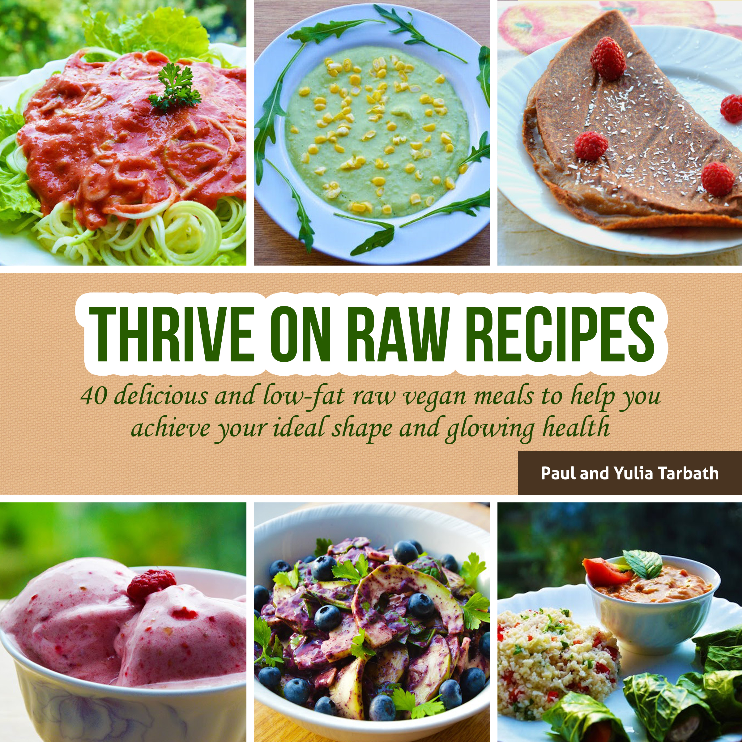 Thrive On Raw Recipes