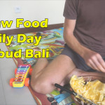 A Raw Food Family Day In Ubud Bali