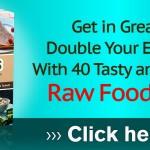 Your one-day 80/10/10 raw vegan diet menu