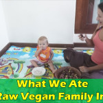 What We Ate Today As A Family On A Fully Raw Vegan Diet In Bali