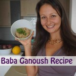 Baba Ghanoush Recipe – How To Make Raw Baba Ghanoush