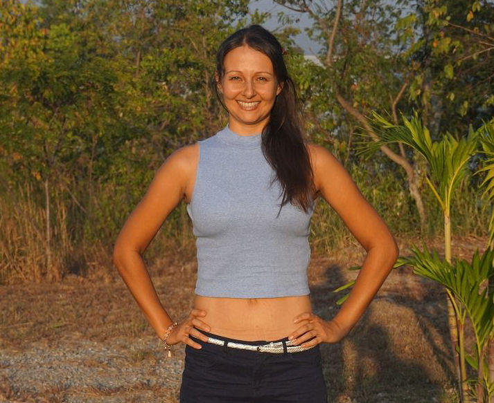 Raw food weight loss before and after over 6 years (with photos)