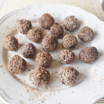 Raw Food Chocolate And Coconut Truffles Recipe