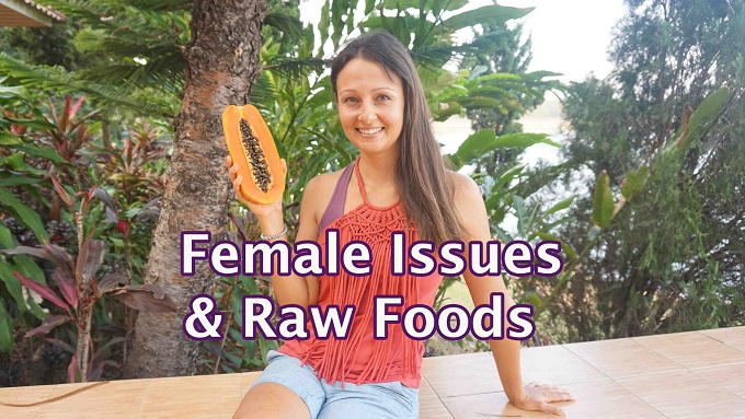 Burning Females Issues On A Raw Food Diet