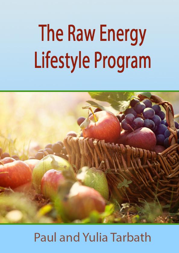 The Raw Energy Lifestyle Program