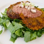 Pumpkin Burger Recipe With Mushroom Sauce – Fully Raw, Vegan
