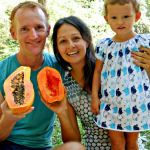 What Our Mostly Raw Vegan Family Eat In A Day + Healthy Tips