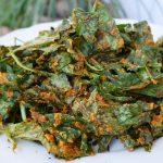 Crunchy Kale Chips Recipe – Raw Food, Vegan