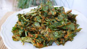 Kale Chips Recipe - Raw Food, Vegan