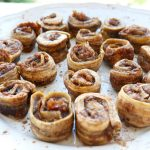 Easy Raw Vegan Cinnamon Rolls With Chocolate Filling – Gluten Free