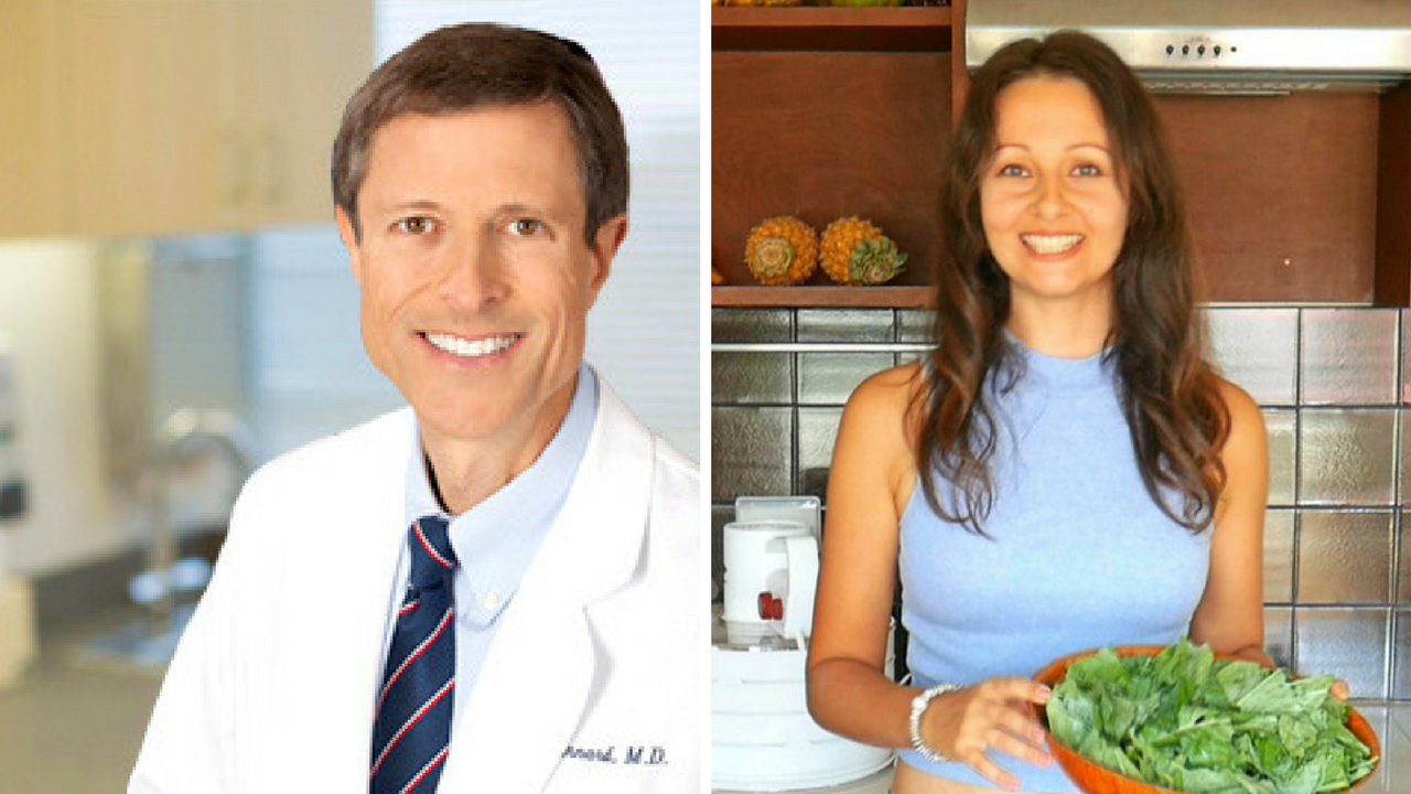 Dr. Neal Barnard How To Turn Off Your Fat Genes