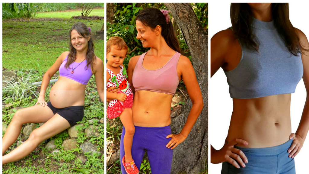 Post natal weight loss guide..