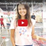 Come Vegan Grocery Shopping With Us In Pattaya, Thailand