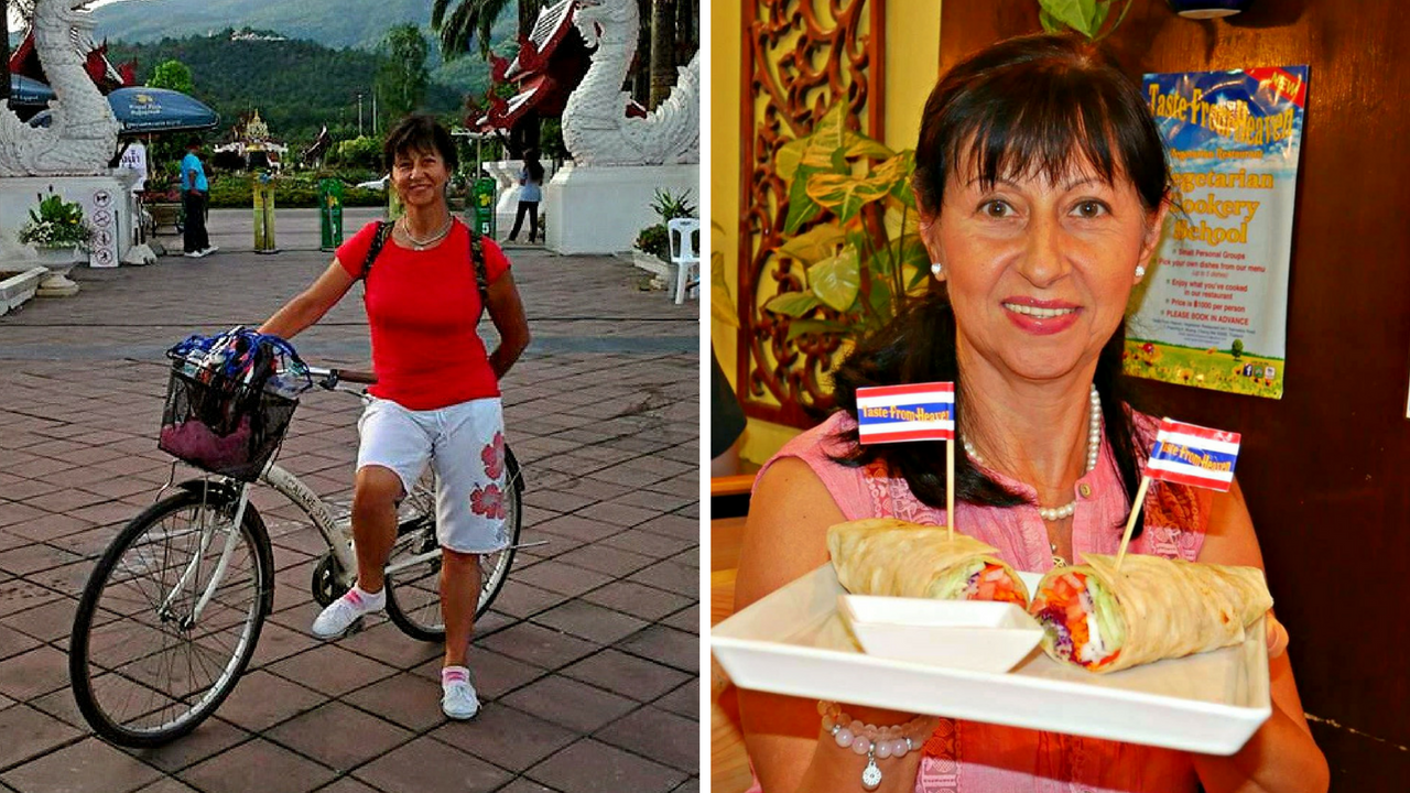 65 year old raw and plant-based grandma with shocking bloodwork