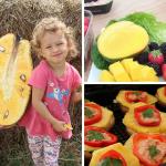 What We Ate At UK Fruit Festival — 80/10/10 Raw Vegan — Sport