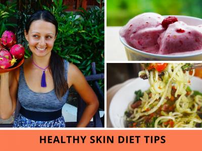 Healthy Skin Diet Tips Glowing Skin Secrets