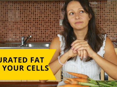How Saturated Fat Ruins The Health Of Your Cells