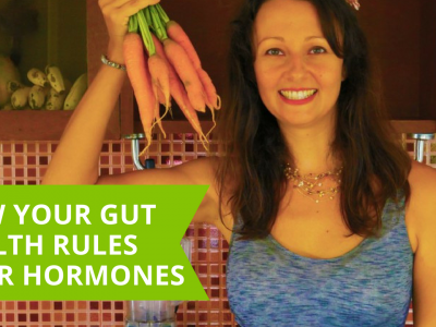 How your gut rules your hormones