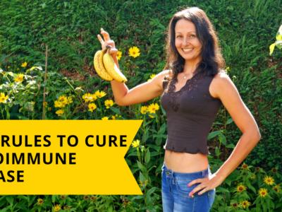 Essential Diet Rules To Overcome Autoimmune Disease