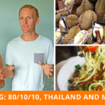 Vlog: 80/10/10 In Thailand, Breastfeeding A Vegan Kid, Diet Update