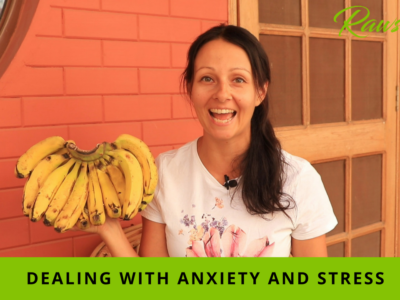 Nutrition For Stress And Anxiety + What We Ate In Rishikesh, India