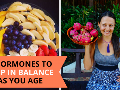 The 4 Hormones You Must Keep In Balance As You Age