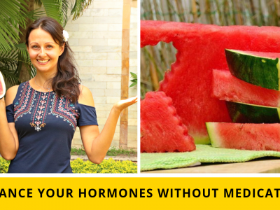 How To Balance Your Hormones Without Medication