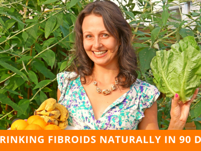 How Michelle Shrunk Her Fibroid In 90 Days Without Surgery