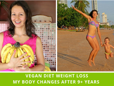 Vegan Diet Weight Loss My Body Changes After 9 Years