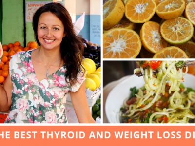 The Best Thyroid And Weight Loss Diet According To Science