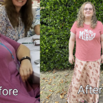 Hormonal Balance With 20 lbs Of Weight Loss, Inflammation Reduction And Migraines Gone